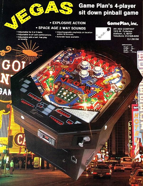 Game Plan Vegas Flyer